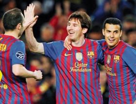 Barcelona farkı kapatıyor