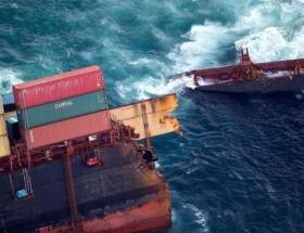 Filipinlerde gemi çarpışması