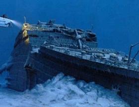 Titanik batığının haritası çıkarıldı