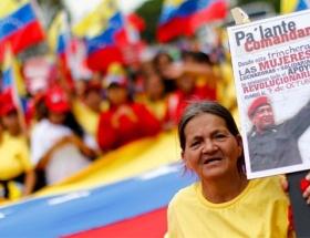 Seçim Venezuelayı böldü!