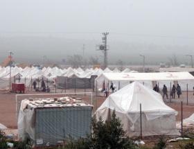283 Suriyeli kamplara yerleştirildi