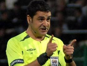 UEFAdan Bülent Yıldırıma görev