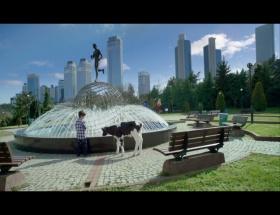 Türkiyenin ilk 3D reklamı