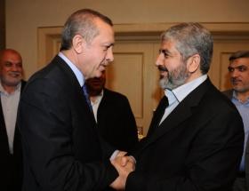 Erdoğan Hamasla görüştü