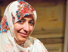 Nobel ödüllü Karman Hatayda