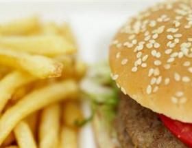 Hamburgerden bakın ne çıktı!