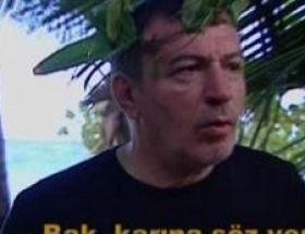 Mustafa Topaloğlu kırdı geçirdi