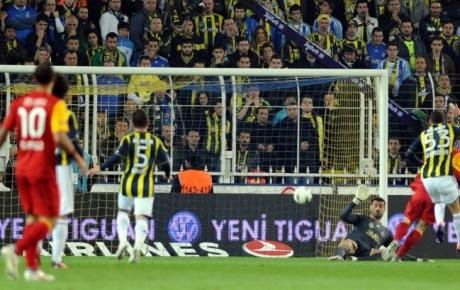 Kalede Fenerbahçe Oyunu