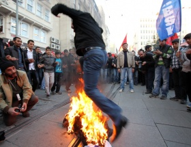 İstanbuldaki Nevruza suç duyurusu
