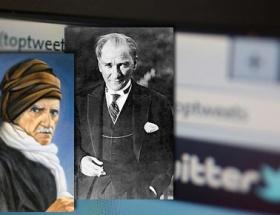 Twitterda Atatürk-Saidi Nursi kapışması