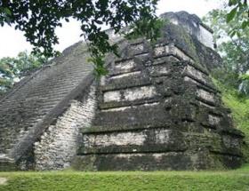 Mayaların sonu böyle gelmiş