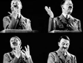 Hitlerli reklama ceza
