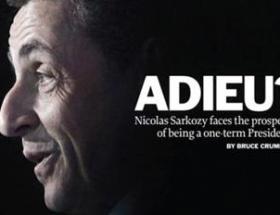 Sarkozyi şok edecek kapak