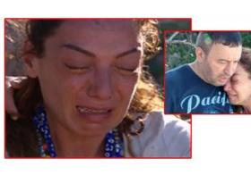 Sibel Tüzün gözyaşlarına boğuldu