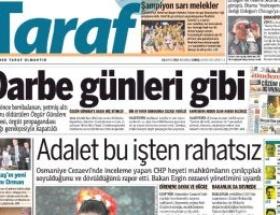 Tarafın manşeti Erdoğanı çok kızdıracak