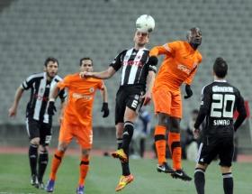 Beşiktaş büyüyü bozamadı
