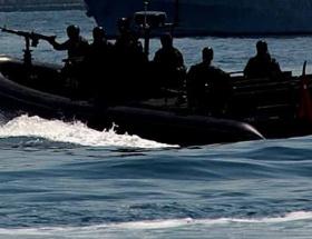 Ege Denizinde terör operasyonu