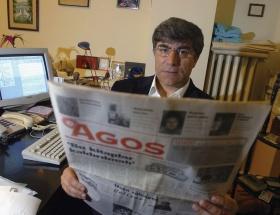 Hrant Dink davasına gelen sürpriz ihbar mektubu