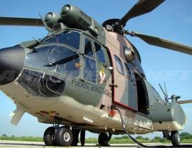 Venezuelada helikopter düştü: 7 ölü