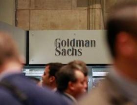 Goldman Sachs seks işinden ayrıldı