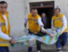 Gazzedeki yaralılar Türkiyeye getirildi