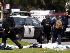 ABDde polis, taciz zanlısını vurdu