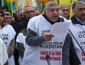 PKKdan Avrupanın göbeğinde eylem