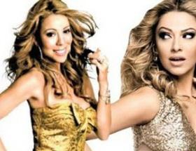 Mariahın fotokopisi Hadise