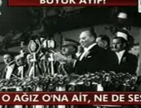 TRT ve Danıştaydan Atatürke büyük ayıp