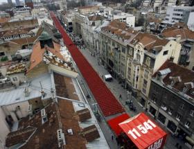 Saraybosnada Haç Protestosu