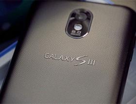 Galaxy S III geliyor
