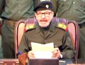 Saddamın sağ kolu ortaya çıktı