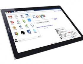 Google tablet çok yakın!
