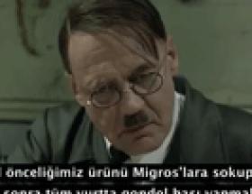 Hitlerli reklamın devamı