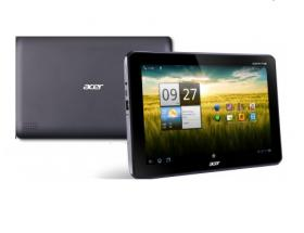 Acerın Android 4.0lı tableti Türkiyede