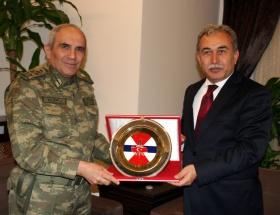 Jandarma Genel Komutanı Kalyoncu, Düzcede