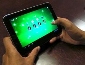 En büyük ekranlı tablet!
