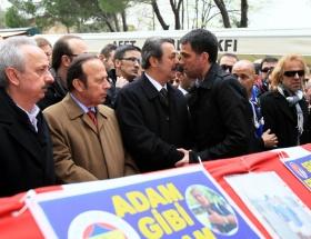 Erdoğan Arıca son yolculuğuna uğurlandı