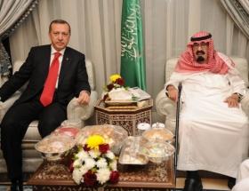 Kral Abdullah ile bir saat başbaşa