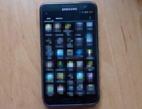 Galaxy S IIIten şüpheli foto