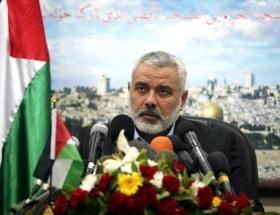 Gazzede ilk teravihi Haniye kıldırdı