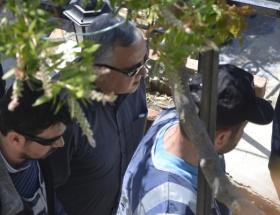 Erol Özkasnak,Ankaraya götürüldü