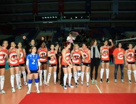 Eczacıbaşı VitrA 3-1 Galatasaray Daikin