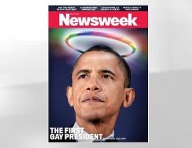 İlk eşcinsel başkan