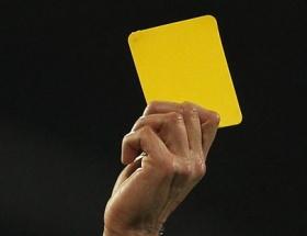SPKdan 181 kişiye sarı kart