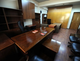 İşte tarihe tanıklık eden oda ve salonlar