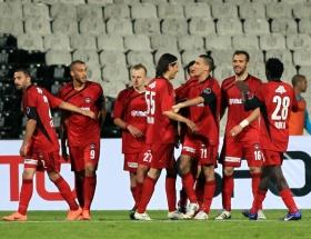 Gaziantepspor 2-1 Mersin İdman Yurdu