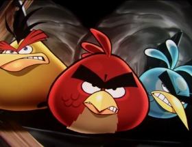 Angry Birds çizgi film oluyor