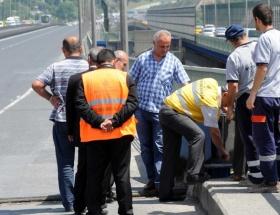 Yarılan köprüye Türk işi çözüm