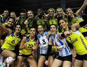 Bayanlar CEV Kupasında Fenerbahçe sevinci